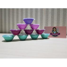 10 Miniaturas Tigela Maravilhosa Tupperware