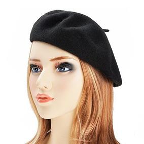 Boina Checa Militar Color Negro - Accesorios de Moda en Mercado ... 884afd056ba
