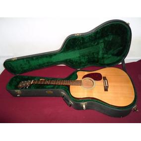 Guitarra Electroacústica Martin Usa Dc-1e 1999 Dreadnough