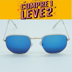 Oculos Prada Marrom Dourado Armaco - Óculos no Mercado Livre Brasil ef293bcf5b