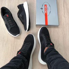 Negeo Zapato Calzado Znph Hombre Teni Prada Para RwpxSpq5