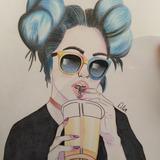 Dibujo Tumblr Adolescente Exclusivo!