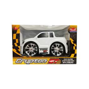 Juguete Para Niños Coche Rally Crypton Gt Usual Brinquedos
