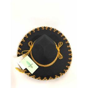 2104d9c85823e Sombrero De Charro Negro Para Niño en Mercado Libre México