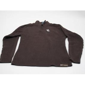 Sweater De Lana Zara Marrón Talle 13-14 Para Varón 00716742178e