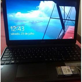 Notebook Acer, Tela 15,6 , Hd 360 Gb, Memória Ram 2gb