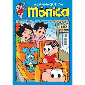 03 Almanaque Monica, Cebolinha E Cascão Nº 74 Ed Março/2019