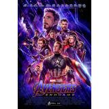 Pendón Avengers Endgame