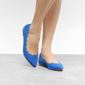 08acd820b Sapatilha Azul Royal Sapatilhas - Sapatos para Feminino no Mercado ...