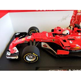 Sebastian Vettel Ferrari Sf70h Modificada Año 2017 Esc 1 18 dde15209d2e