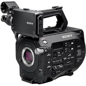 Sony Pxw Fs7 Xdcam Super 35 Mm 4k 60 Fps Câmera Filmadora