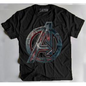 Camisa Camiseta Os Vingadores Filme Guerra Adulto Infantil
