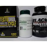 Tribulus Terrestris Maca 1000mg + Testodrol Cycle + Dilatex