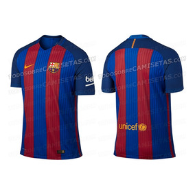 Playera Del Barcelona 16-17 Nike Original