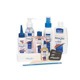 Kit De Manicure En Seco Masglo Limpiador Removedor Cuticula