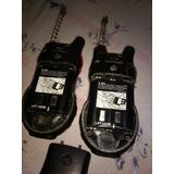 Par De Radio Comunicador Motorola Talkabout Mj 270 Uhf