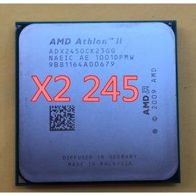 Athlon 2 Ii 64 X2 245 Socket Am2+/am3 Dual Core + Brinde