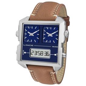 5eea7f49d75 Relogio Lince Masculino Prata Mrph - Relógios De Pulso no Mercado ...
