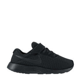 half off 881e2 cd014 Tenis Casual Nike Tanjun Color Negro Para Niño Kw1045