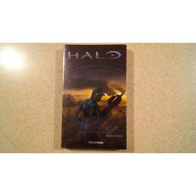 Halo Contacto Harvest Y Los Espectros De Onyx Pack 2 Libros