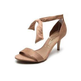 56d86c2ec Sandalia Vizzano Salto 2017 Bege Tamancos - Sapatos no Mercado Livre ...