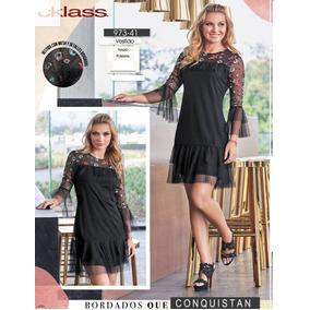 48a72f8fa3 Vestido Cklass Negro Ivory Nuevo - Vestidos Casuales Cortos de Mujer ...