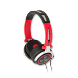 Earpollution Cs40 Headphones - Red(ep-cs40-red) (discontinue