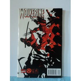 Hq-wolverine:vol.82:marvel Comics