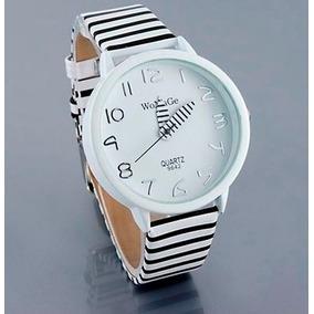e1cdddbba7c Relógio Feminino Listrado - Joias e Relógios no Mercado Livre Brasil