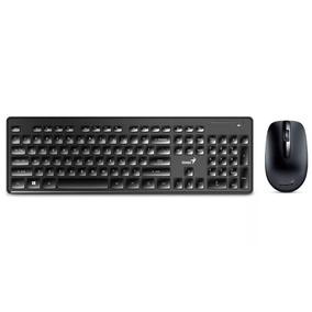 Kit Inalambrico Slimstar 8006 Black 8006 Genius