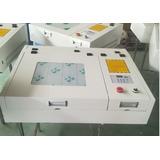 Máquina Láser 50w 4040 Cnc 40cmx40cm 110v Corte Y Grabado