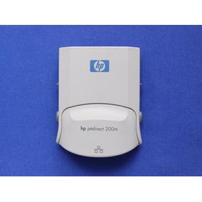 Servidor Impressão Hp Rj45 Jetdirect 200m Lio Retro Mall