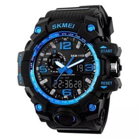 Relógio Skmei Masculino Modelo 1155 Aprova D