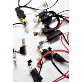 Chave Power Botão Liga-desliga Diversos Fins Pc 10und.