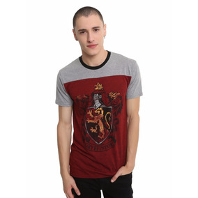 Playera Harry Potter Gryffindor , Original Hot Topic