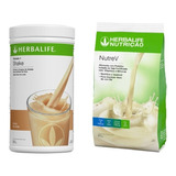 Kit Herbalife Shake 550g + Nutrev 672g