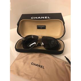 Oculos Chanel Original Preto Lindo De Sol - Óculos no Mercado Livre ... b767afb3f3