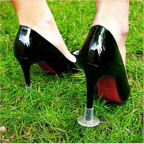 Par Cubre Tacon Protector Zapato Pasto Antideslizante Full