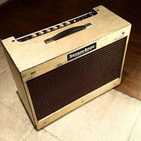 c938897977c60 Amplificador Serrano Super Duke Valvulado Gaita E Guitarra ...