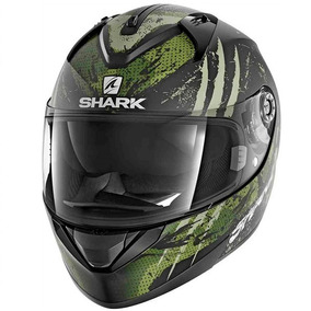 Capacete Shark Preto Fosco - Capacetes Integrais Shark para Motos no ... 0067aafb22f