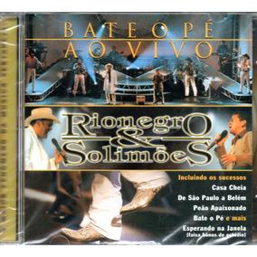 Cd Rionegro E Solimoes - Bate O Pé Ao Vivo