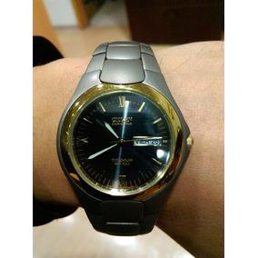 Reloj Citizen Eco Drive Titanio Titanium