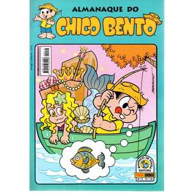 Almanaque Do Chico Bento 73 - Panini - Bonellihq Cx473 C19