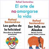 Pack El Arte De No Amargarse La Vida 3libros Pdf+regalos