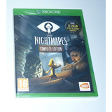 Xbox One - Little Nightmares Complete Edition