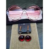 Kit Brinco Brigitte Bijoux Milão + Óculos Com Case E Lenço 7f8c095dd8