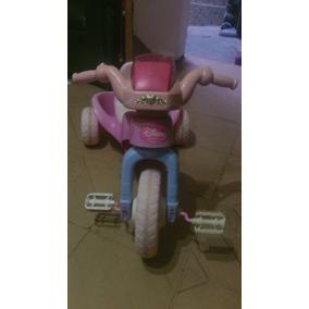 Triciclo Para Niñas Disney Juguetes