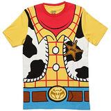 Camiseta De Disfraz Para Adulto Con Diseño De Vaquero De b26d56bbe56