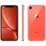 iPhone Xr 64 Gb Ios 12 Lacrado Garantia 1 Ano + Nota Fiscal