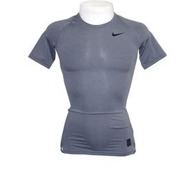 Camisa Compressão Nike Pro Cool Cinza Original f15403c2e047a